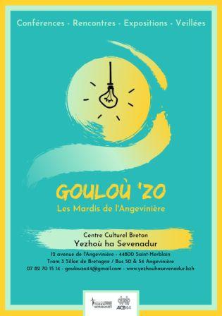 Gouloù Zo Oct Nov 2019