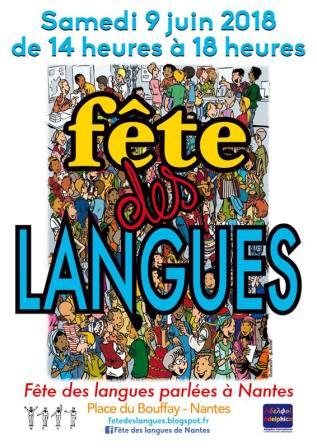 fete des langues 2018